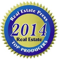 Real Estate Press - Top Producing Realtor